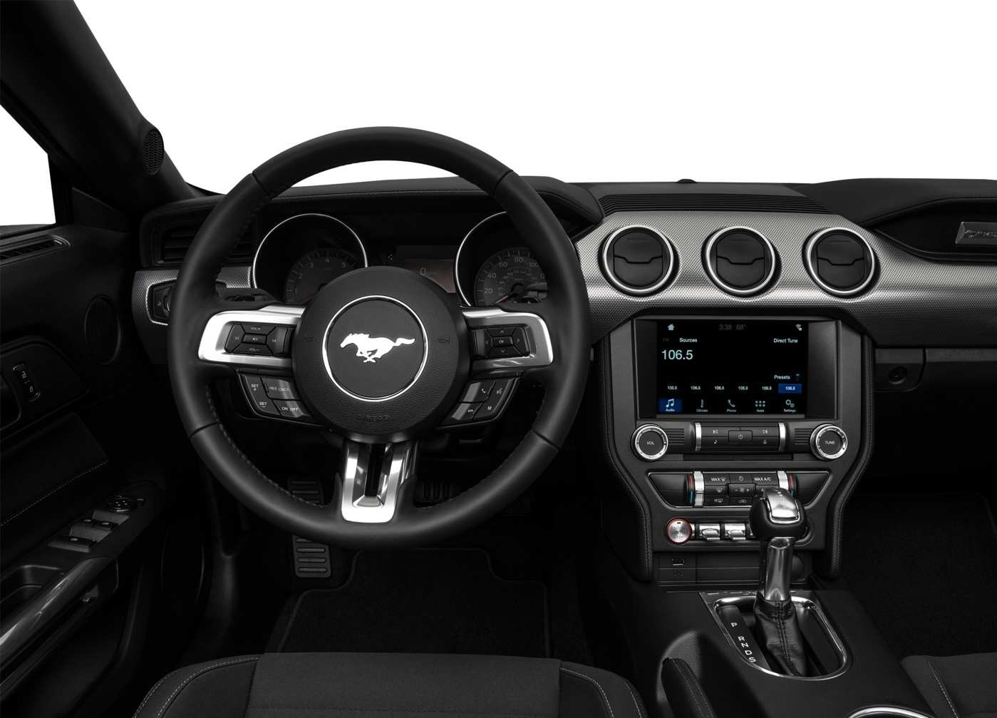 2019 Ford Mustang Ecoboost Steering Wheel