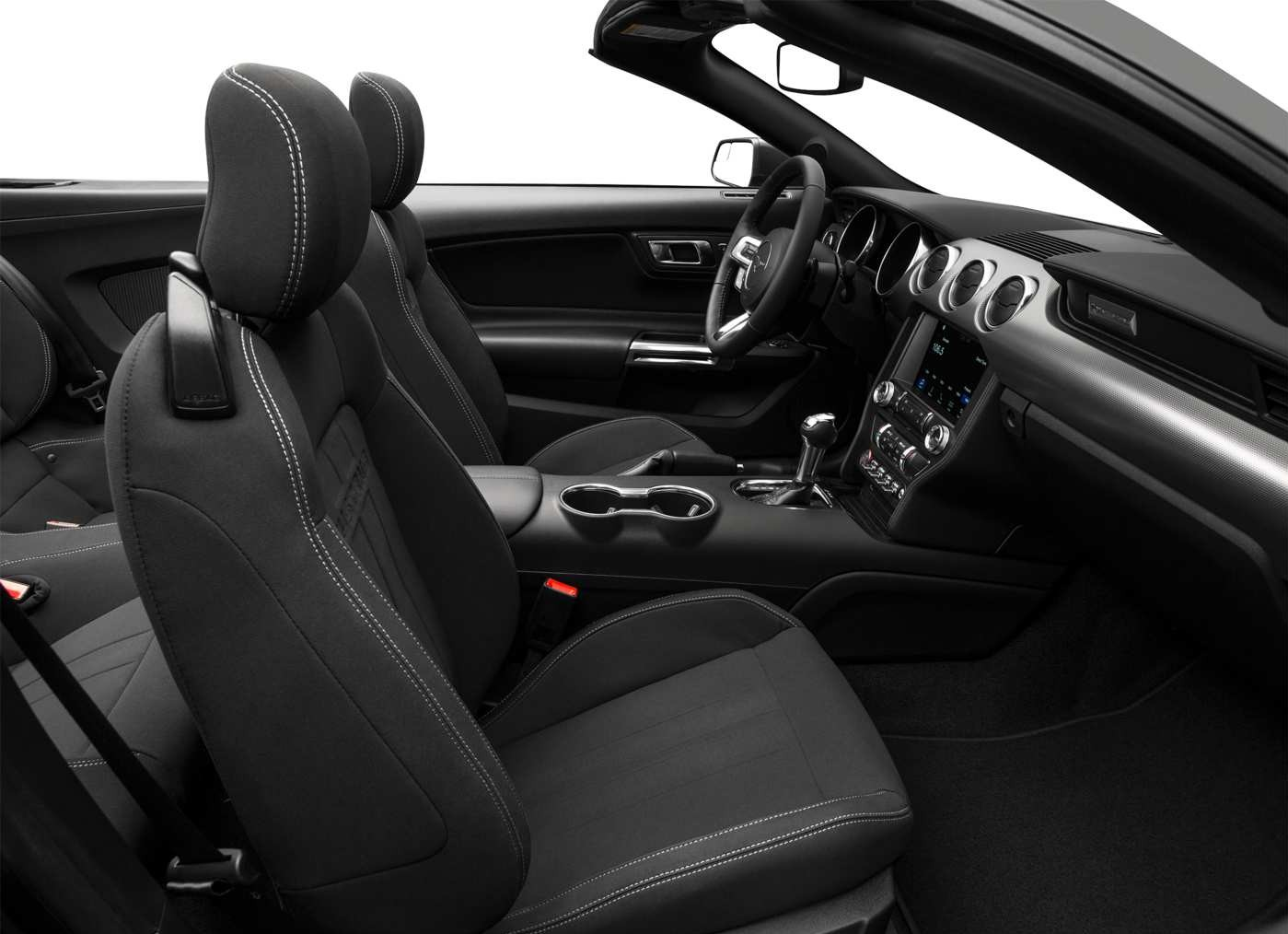 2020 Ford Mustang Ecoboost Front Seats