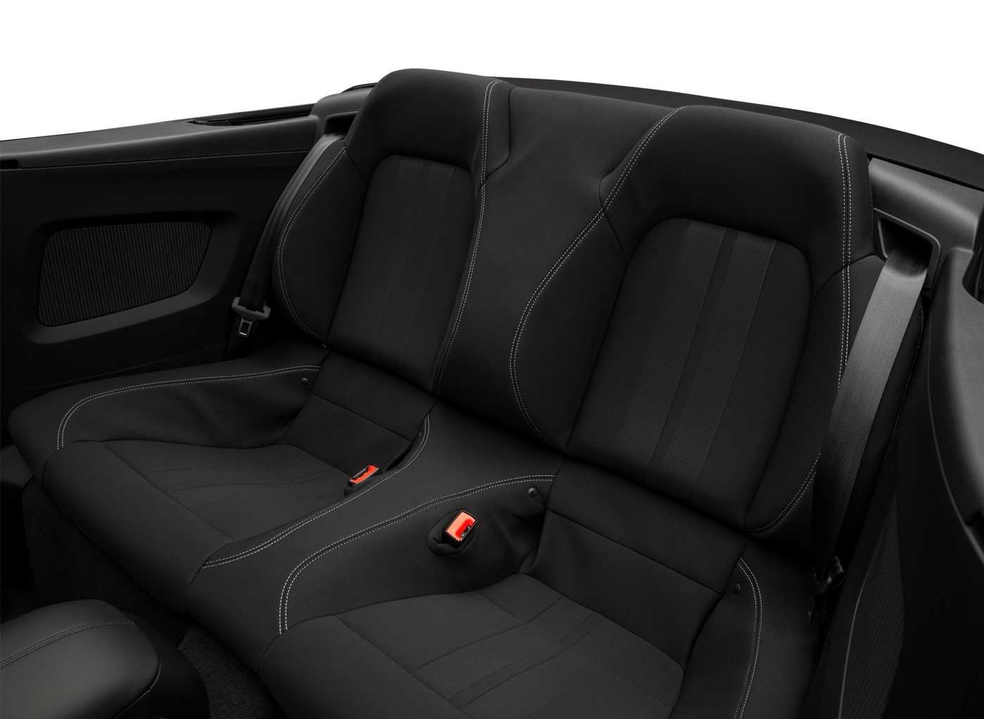 2019 Ford Mustang Ecoboost Rear Seats