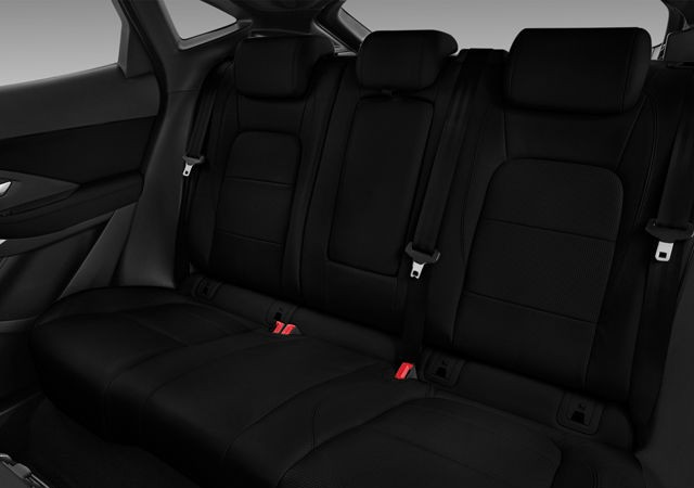 2020 Jaguar E-Pace interior rear seats