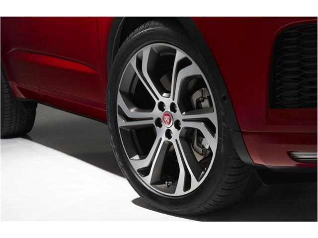 2020 Jaguar E-Pace alloy wheel