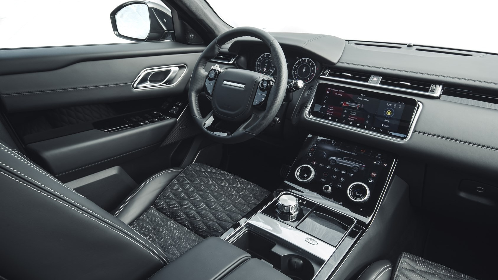2019  Range Rover SV Autobiography Front Seats