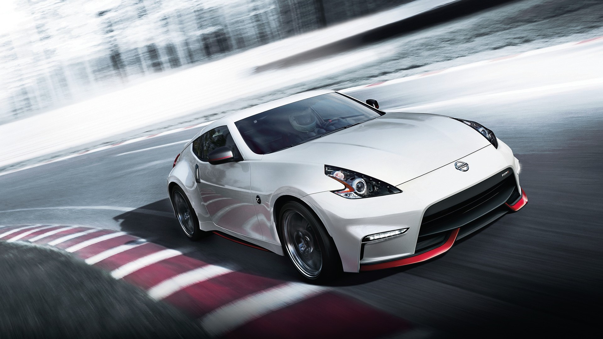 Nissan 370Z NISMO Coupe Front View