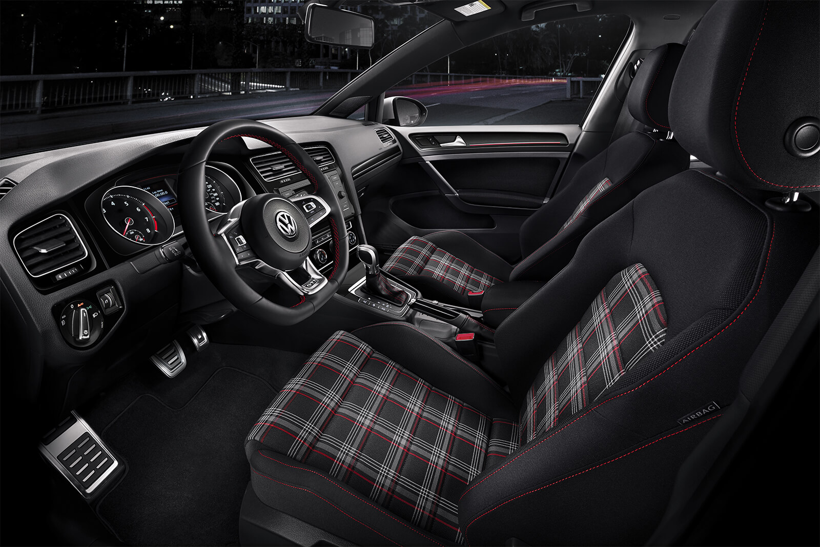 2019 golf gti interior volkswagen