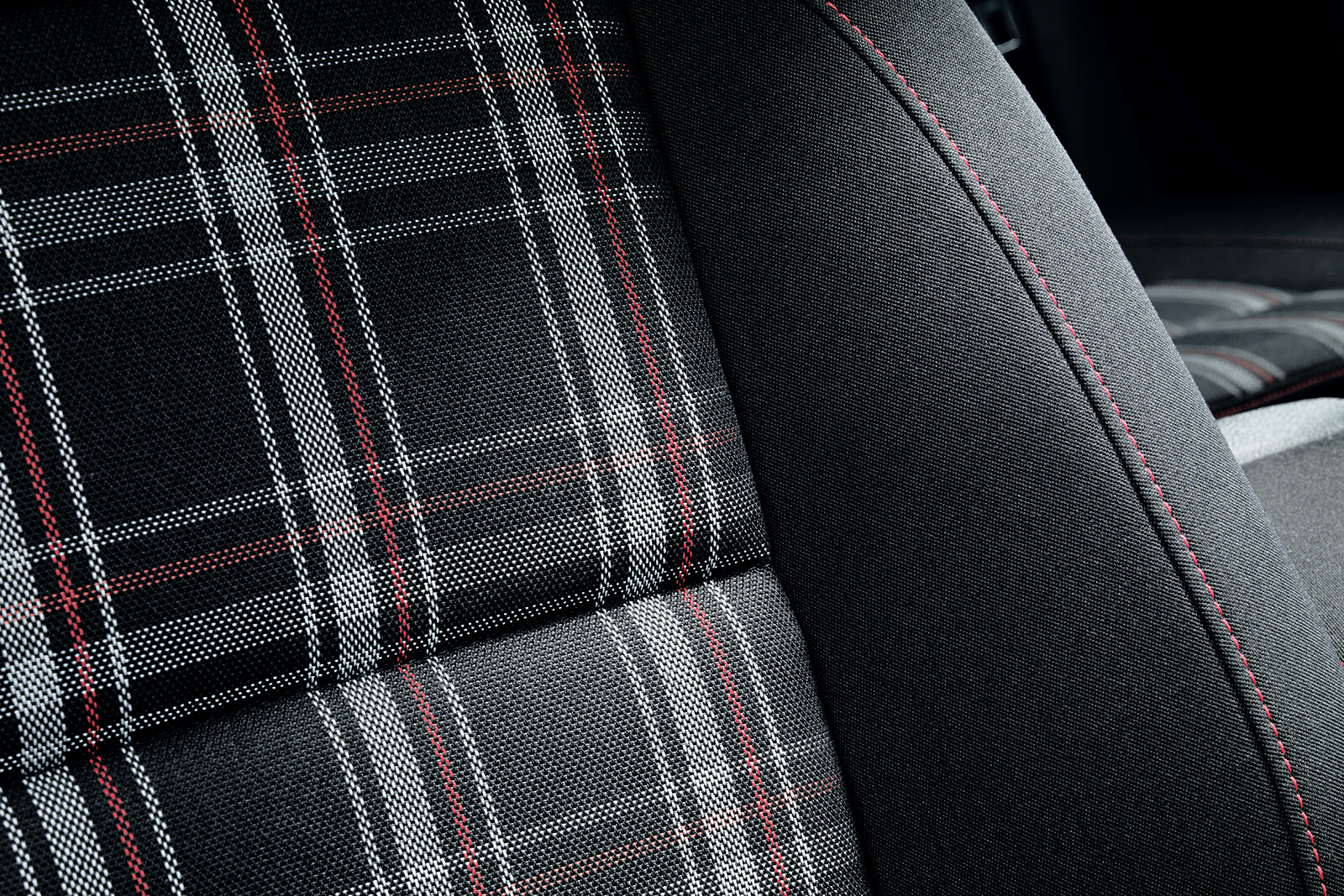 2019 volkswagen golf gti seat cloth